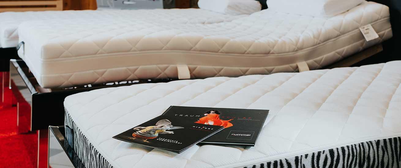 Matratzen, Lattenroste und Unterfederungen   Betten Sperlich